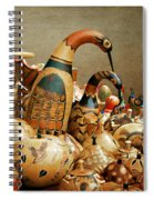 Simply Gourdgeous Spiral Notebook