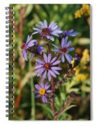 Simply Purple Spiral Notebook