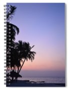 Simply Sunset Spiral Notebook