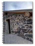 Simpson Springs Pony Express Station - Utah Spiral Notebook