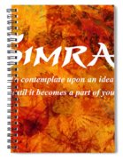Simran Spiral Notebook