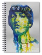 Rapper  Eminem Spiral Notebook