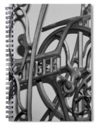 Singer Spiral Notebook