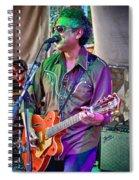 Singing In Austin Spiral Notebook
