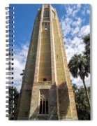 Singing Tower House Side View Spiral Notebook