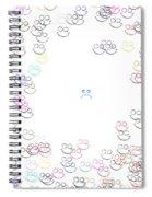 Single Iv ... Spiral Notebook