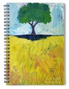 Single Tree Spiral Notebook