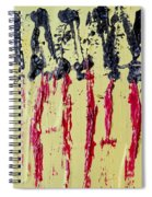 Singled Out Spiral Notebook