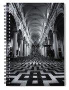 Sint Walburgakerk Spiral Notebook