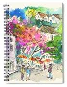 Sintra Square 02 Spiral Notebook