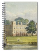 Sion House, From R. Ackermanns Spiral Notebook