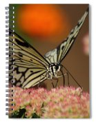 Sip Of The Nectar Spiral Notebook