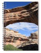 Sipapu Bridge - Utah Spiral Notebook