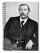 Sir Arthur Conan Doyle (1859-1930) Spiral Notebook