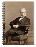 Sir Charles Wheatstone (1802-1875) Spiral Notebook