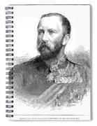 Sir Evelyn Wood Spiral Notebook