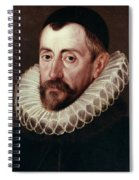 Sir Francis Walsingham (c1532-1590) Spiral Notebook