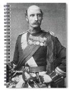 Sir George Stewart White (1835-1912) Spiral Notebook