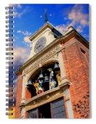 Sir John Bennett Sweet Shop Greenfield Village Dearborn Michigan Spiral Notebook