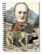Sir Richard Owen (1804-1892) Spiral Notebook