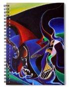 Sirens Scylla And Charybdis Spiral Notebook
