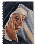 Sister Ann Spiral Notebook