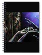 Sister Nature Spiral Notebook