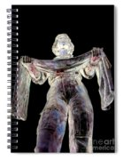 Sister Soldier Spiral Notebook