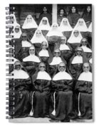 Sisters Of The Holy Family Spiral Notebook