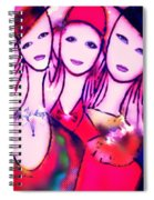Sisters T Spiral Notebook