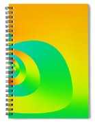 Sisyphus Spiral Notebook