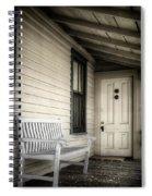 Sit Awhile Spiral Notebook