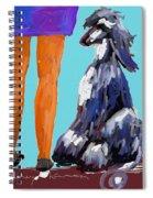 Sit Spiral Notebook