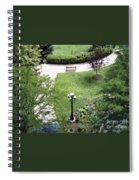 Sitting Area Spiral Notebook