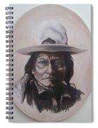 Sitting Bull Spiral Notebook