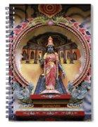Sivagami Spiral Notebook
