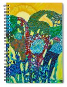 Sixth Creation Spiral Notebook