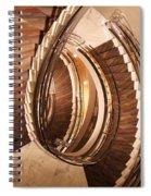 Sixth Floor Spiral Notebook
