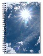 Sizzle Summer Spiral Notebook