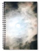 Sizzling In Sapphire Spiral Notebook