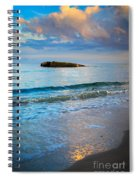 Skagen Light Spiral Notebook
