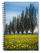 Skagit Trees Spiral Notebook