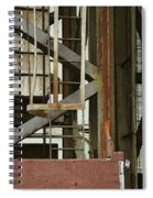Skagway 1 Spiral Notebook