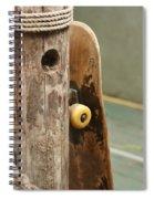 Skateboard Spiral Notebook