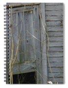 Skewed Spiral Notebook