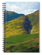 Skiddaw In The Lake District Spiral Notebook
