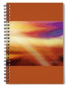 Skies 5 Spiral Notebook