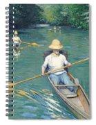 Skiffs Spiral Notebook