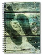 Skinny Dipp'n Spiral Notebook