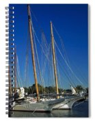 Skipjacks  Spiral Notebook